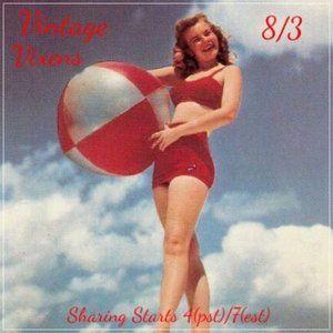 MONDAY 8/3 Vintage Vixens Sign Up Sheet